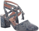 Poetic Licence Women's Ribbon Ankle Tie Sandal