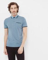 Ted Baker Oxford polo shirt