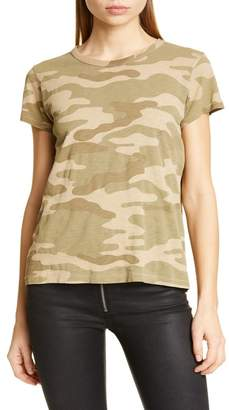 Rag & Bone Camo T-Shirt