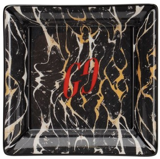 Gucci Hand Painted Marble Effect Tray