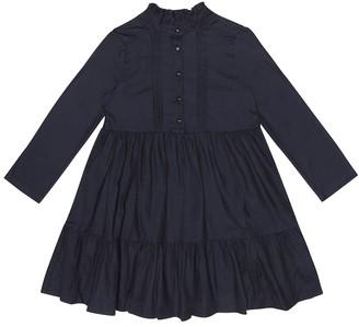 Bonpoint Miranda cotton-blend dress