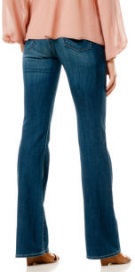 A Pea in the Pod AG Jeans Angel Secret Fit Belly® 5 Pocket Boot Cut Maternity Jeans