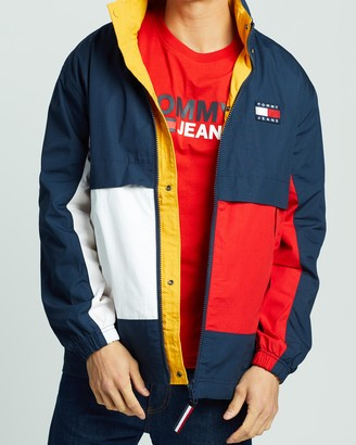 Tommy Jeans Reversible Hooded Jacket