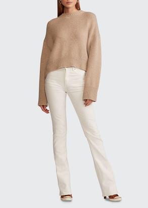 Ralph Lauren Collection Wool-Cashmere Crewneck Sweater