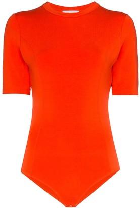 Ninety Percent Open Back Bodysuit