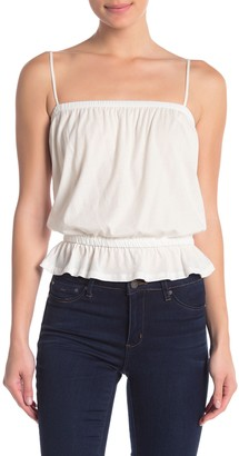 PST by Project Social T Cinched Waist Cami
