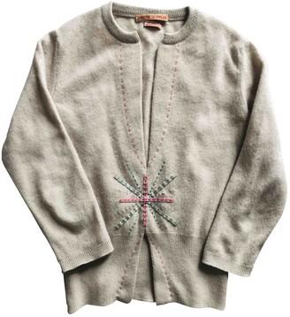 Queene and Belle Beige Cashmere Knitwear for Women