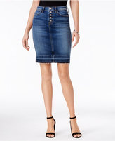 Hudson Remi Denim Pencil Skirt