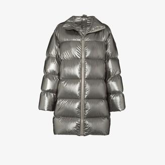 Moncler + Rick Owens Cyclopic padded coat