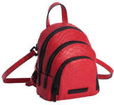 Kendall + Kylie Sloane Snake-Embossed Leather Nano Backpack