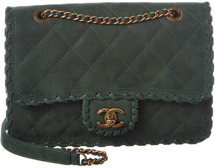 9748d59bb57e Chanel Calfskin Leather Handbags - ShopStyle