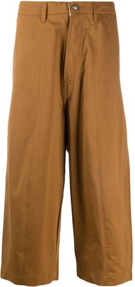 Societe Anonyme High Rise Cropped Trousers