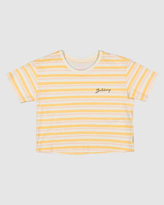 Billabong Tessa Stripe Tee - Teens