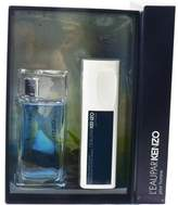 Kenzo L'EAU PAR by Gift Set for MEN: EDT SPRAY 1.7 OZ & HAIR AND BODY SHAMPOO 3.4 OZ