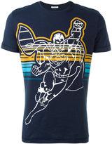 Iceberg Superman print T-shirt