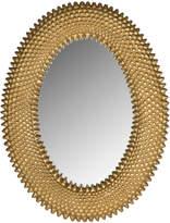 Safavieh Perugia Oval Mirror
