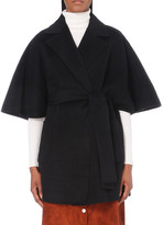 Diane von Furstenberg Simpson wool-blend coat