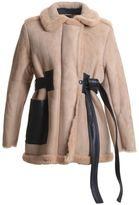 Acne Studios Mutton Suede Fayette Coat