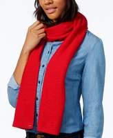 Tommy Hilfiger Women Knit Scarf Cayenne - OS