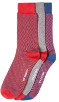 Burton Burton Ben Sherman 3 Pack Patterned Socks*