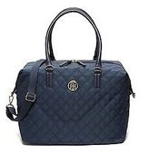 Tommy Hilfiger Women's Quilted Weekender Bag