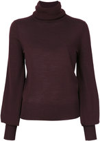 Chloé bell sleeved sweater - women - Wool - S
