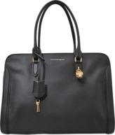 Alexander McQueen Padlock Ziparound bag