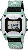 Freestyle Unisex 10025471 Shark Classic Mini Digital Display Japanese Quartz Black Watch