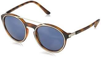 Polo Ralph Lauren Men's PH4139 Round Sunglasses