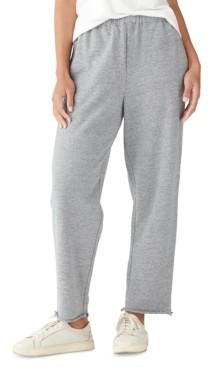 Lucky Brand Straight-Leg Sweatpants