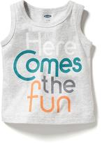 Old Navy Graphic Tank for Baby
