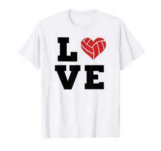 Coach Volleyball Love Athletic Apparel Volleyball Player Team Athlete T-Shirt