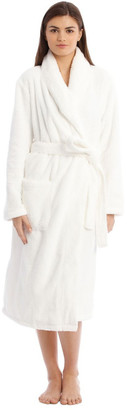 S.O.H.O New York Textured Robe in White