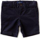 Ralph Lauren Little Girls 2T-6X Solid Bermuda Shorts