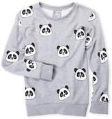 Flowers by Zoe Girls 7-16) Panda Sweatshirt