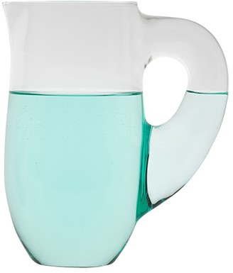 Laurence Brabant Large Bavarde Pitcher Clear