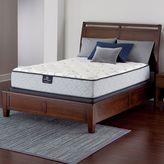 Serta Langwood Perfect Sleeper Plush Innerspring Mattress & Box Spring Set