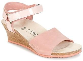 Papillio EVE women's Sandals in Pink