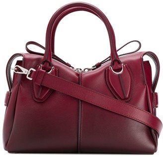 Tod's Top Zipped Tote