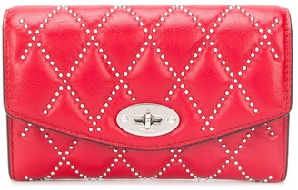 Mulberry Darley quilted wallet