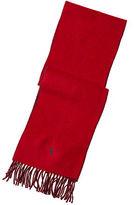 Polo Ralph Lauren Reversible Wool-Blend Scarf