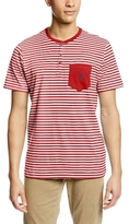 U.S. Polo Assn. Men's Striped Henley Pocket T-Shirt