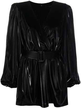 FEDERICA TOSI Belted Wrap Dress