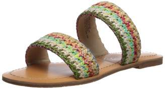 BC Footwear Women's Perfectly Crafted Flat Sandal