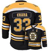 Reebok Boys 8-20 Boston Bruins Zdeno Chara NHL Replica Jersey
