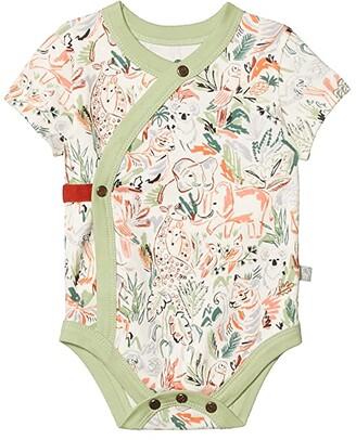 finn + emma Animal Kingdom Short Bodysuit (Infant) (Animal Kingdom) Kid's Jumpsuit & Rompers One Piece