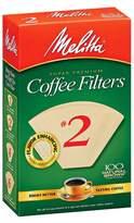 Melitta Coffee Filters - Beige (100 pk.)