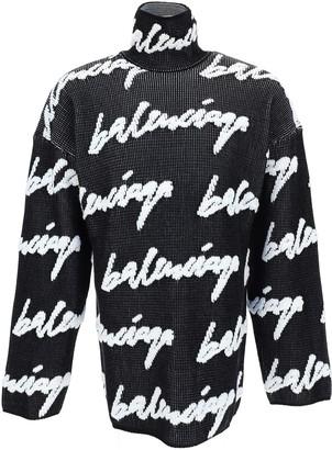 Balenciaga Highneck Knit