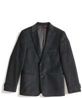 Michael Kors Boy's Neat Dot Velvet Blazer