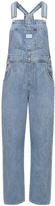 Levi's Cotton Denim Overalls